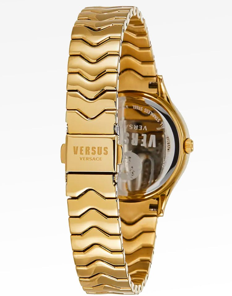 Versus Versace Mount Pleasant Gold