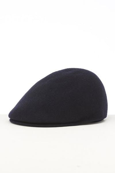 979a0a5842e23 Kangol Seamless Wool 507 Dark Blue