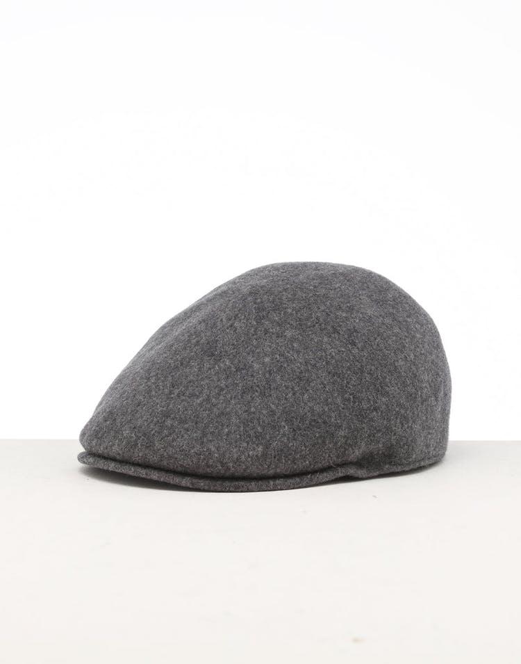 1b4fd9e65 Kangol Seamless Wool 507 Dark Flannel