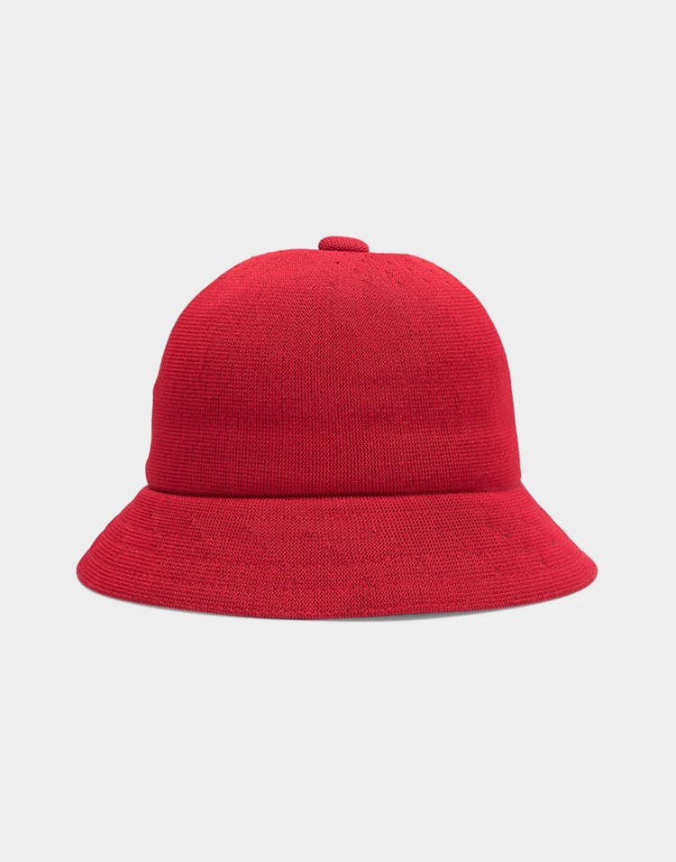 Kangol Tropic Casual Black Scarlet