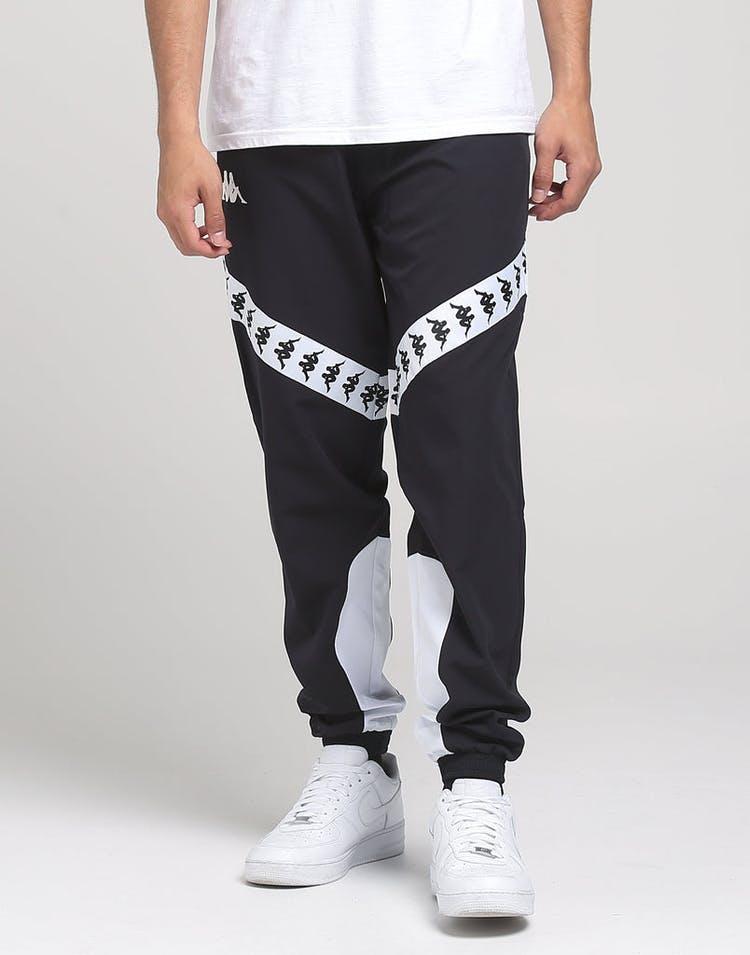 e028f87053 Kappa 222 Banda Balmar Pants Black/White