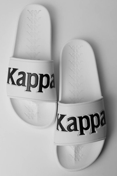 Kappa 228 Banda Adam 9 White/Black