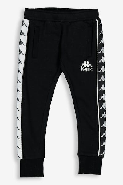 Kappa Kids 222 Banda Alan Jogger Black/White