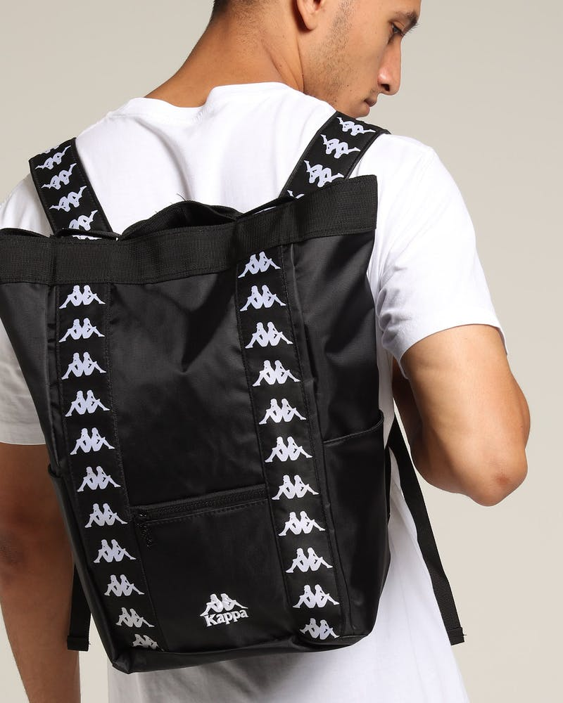 torcere spazzato dal vento sforzo  Kappa 222 Banda Aninges Backpack Black/White | Culture Kings