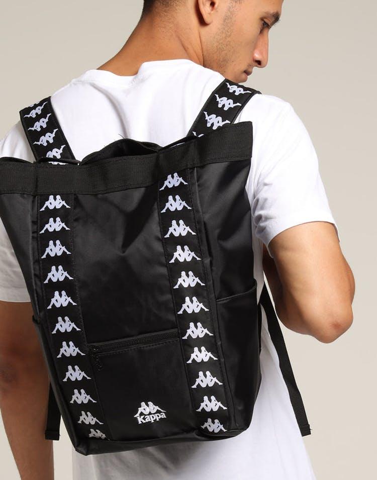 821d283f64 Kappa 222 Banda Aninges Backpack Black White – Culture Kings