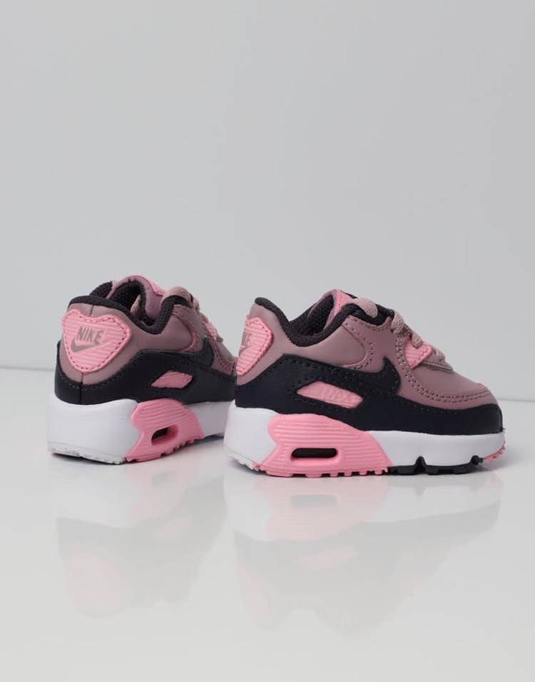 cheap for discount 6b5a6 32e4f Nike Air Max 90 Leather Toddler Shoe Pink Grey White   833379 602 – Culture  Kings