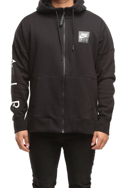 low priced 568d4 c5178 Nike Men s Sportswear Hoodie Black Black White
