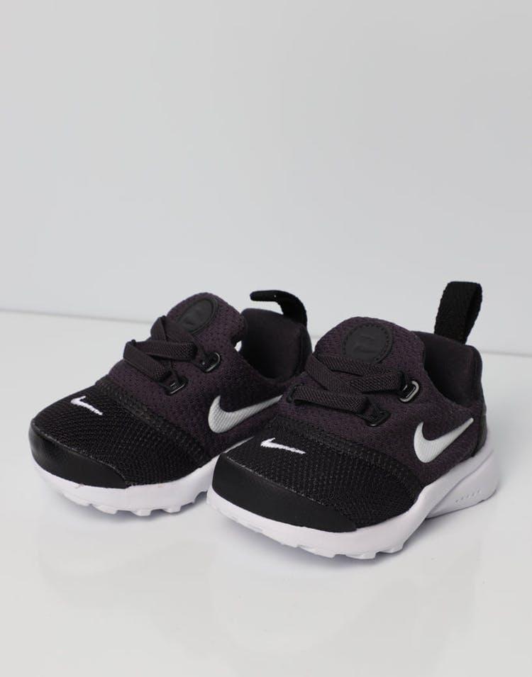 f63bbd599a5f Nike Presto Fly Toddler Shoe Dark Grey White Black