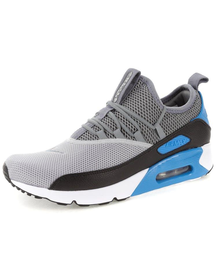 new styles 5a04a 8bb09 Nike Air Max 90 EZ Grey Black Blue   AO1745 004 – Culture Kings