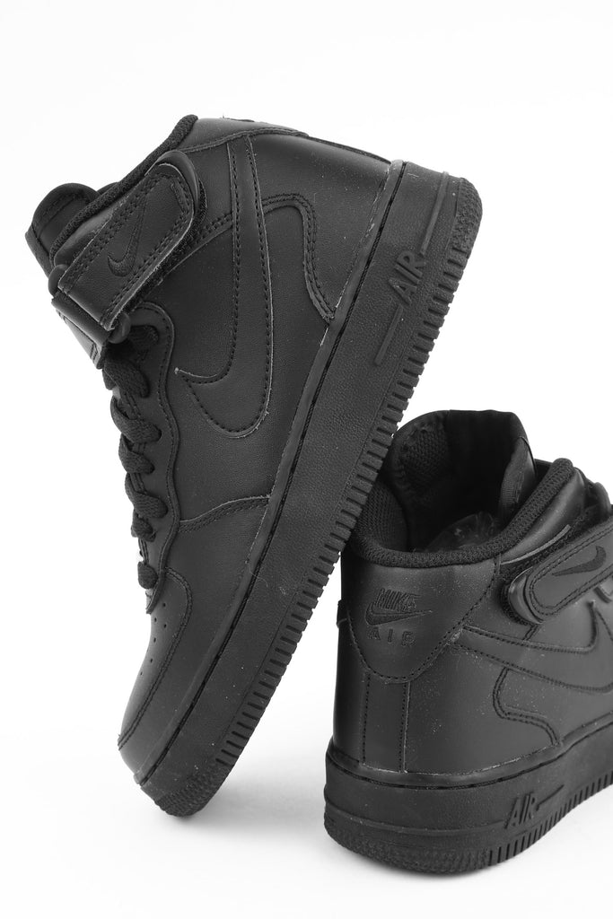 Blackblack Boys Nike Air Force MidgsBball 1 mIybf6vYg7