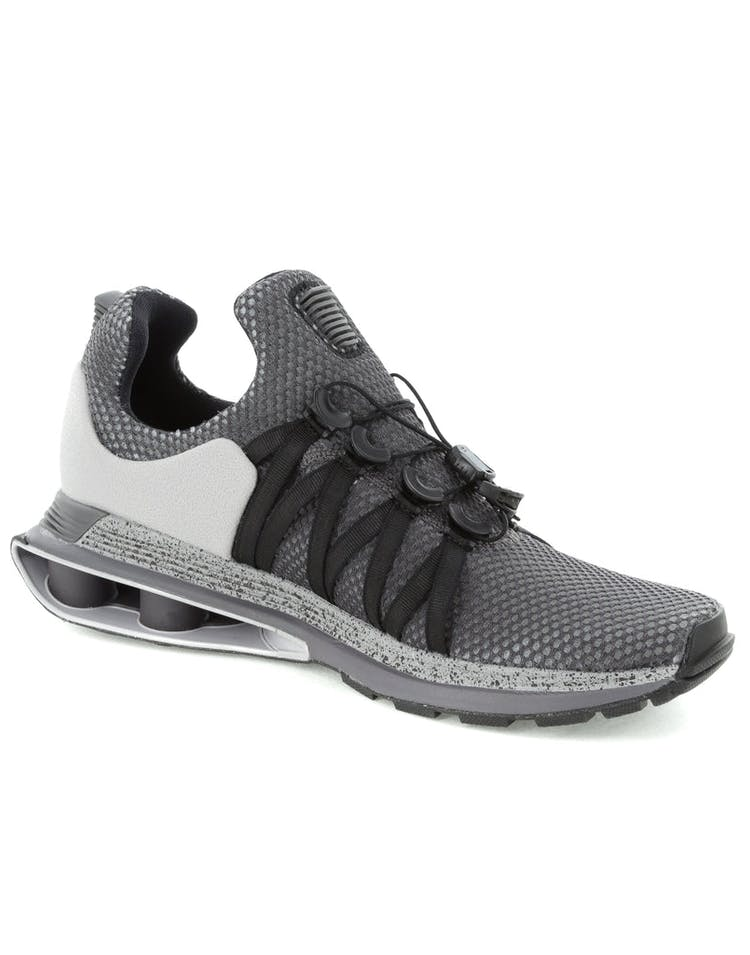 new arrival 89e2f 58e5e Nike Shox Gravity Grey Black