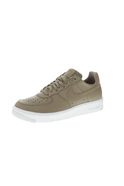 Nike Air Force 1 Ultra Force LTHR Tan/White