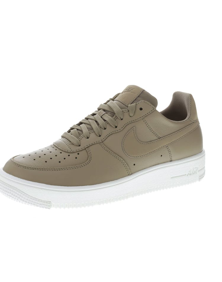 new style 0c3f5 199f7 Nike Air Force 1 Ultra Force LTHR Tan White   845052 203 – Culture Kings