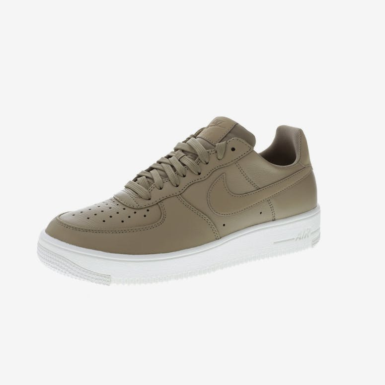 a7c1f9695a85ea Nike Air Force 1 Ultra Force LTHR Tan White