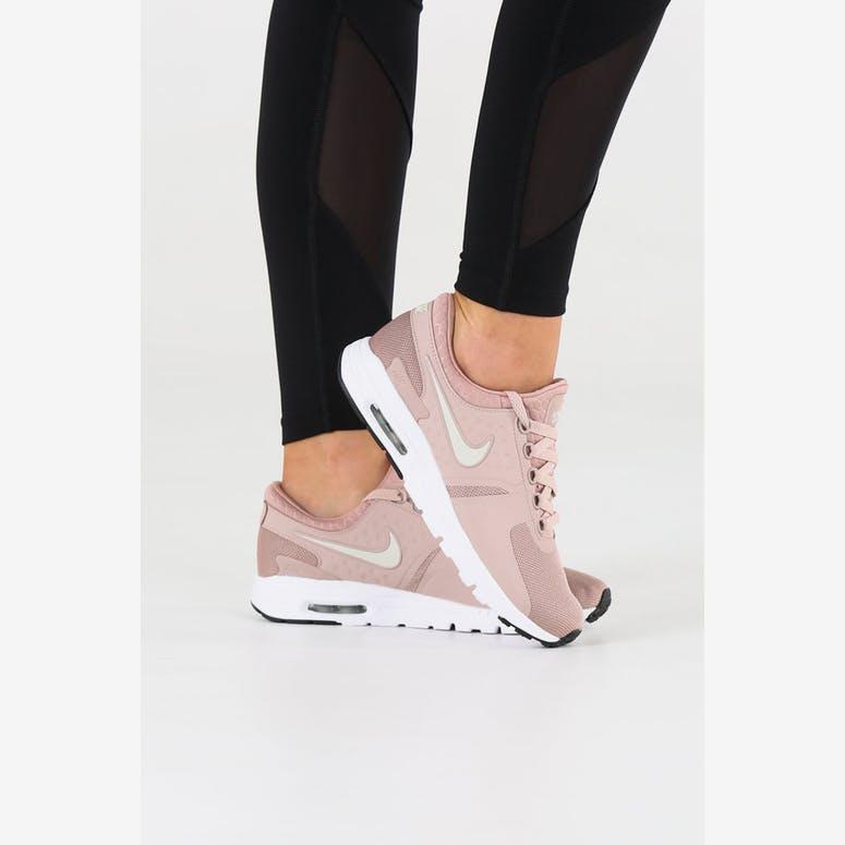 Nike Women s Air Max Zero Pink White  b66598184