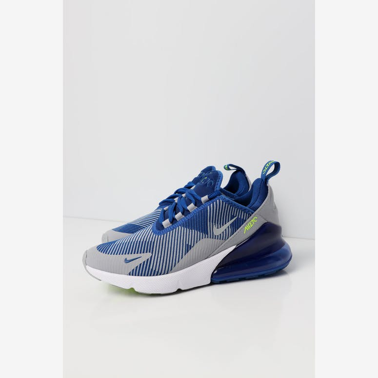 promo code 3c47e 4991f Nike Air Max 270 Jacquard Older Kids Shoe BlueGreyWhite  AR0301 403 –  Culture Kings