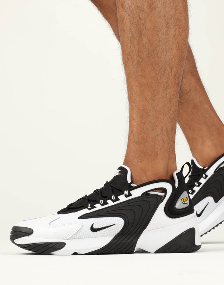 wholesale dealer 6721f e51ba Nike Zoom 2K White Black – Culture Kings