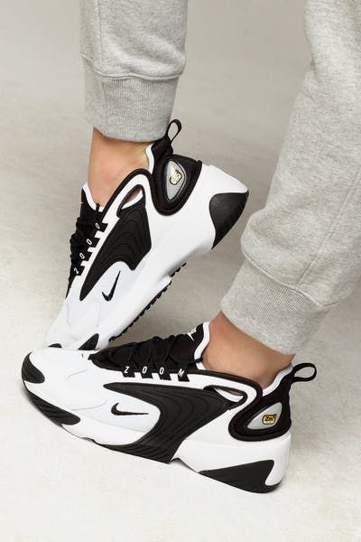 super cute d7b09 f3d2b Nike Women s Zoom 2K White Black