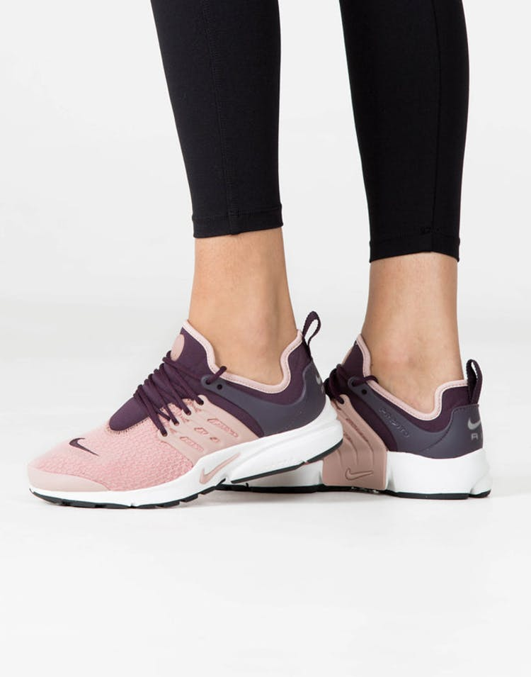 another chance 405e4 9d6e0 Nike Women's Air Presto Pink/Burgundy/White – Culture Kings