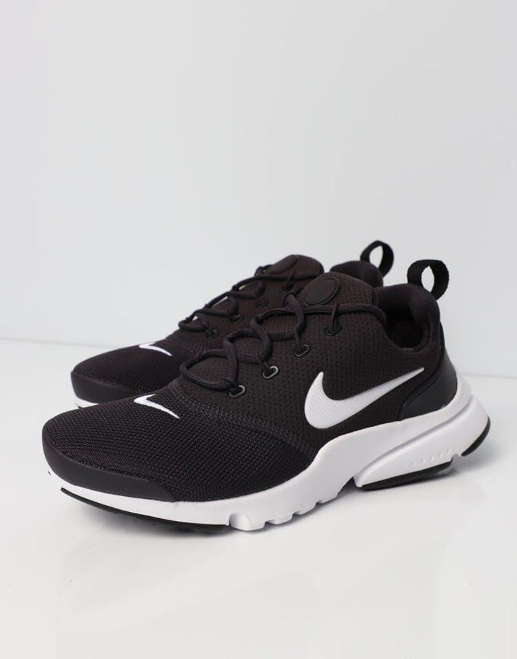 4fd31eaec Nike Presto Fly Older Kids' Shoe Dark Grey/White/Black | 913966 014 –  Culture Kings
