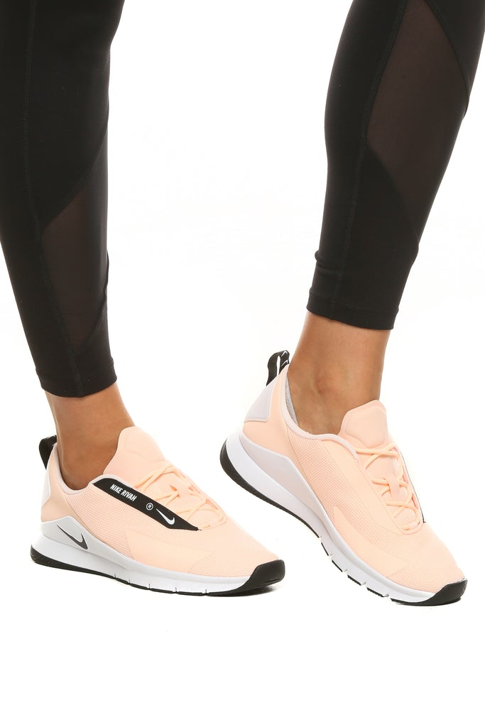 Nike Women's Rivah Pink/Black/White
