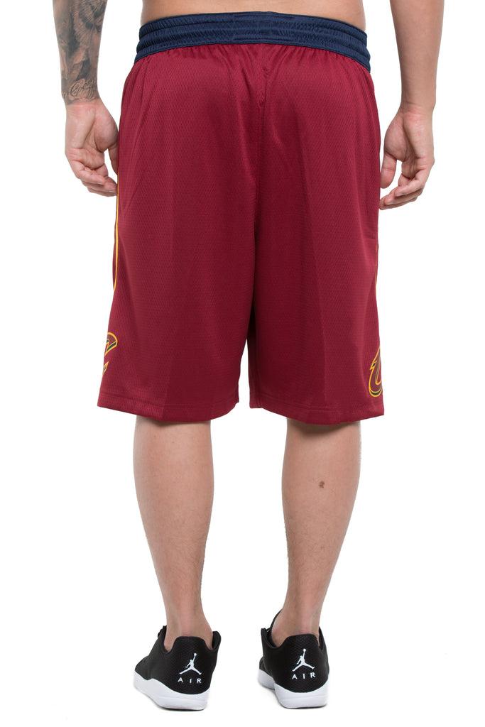 Redgold Cavaliers Swingman Icon Edition Shorts Cleveland Nike nZw7qYYa