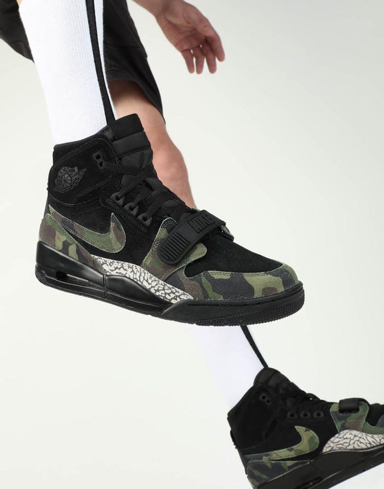 9a03179d3156 Jordan Air Jordan Legacy 312 Black Green Black – Culture Kings