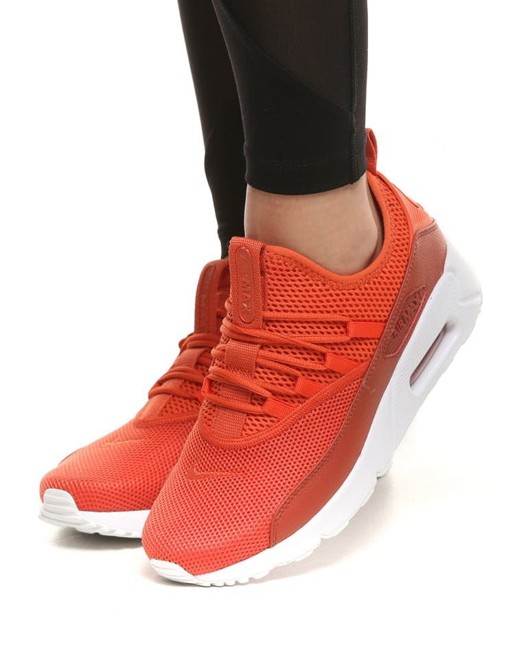 599cf26185 Nike Women's Air Max 90 EZ Red/White | AO1520 800 – Culture Kings