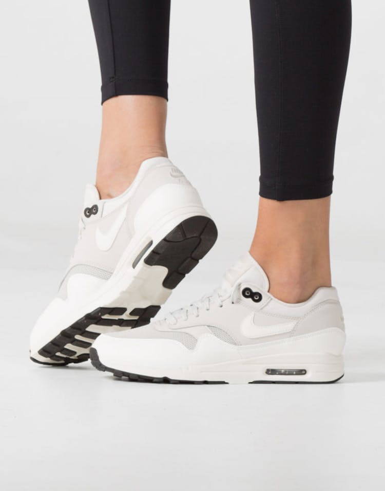 promo code f36c8 8a7ad Nike Women s Air Max 1 Ultra 2.0 White Grey Black