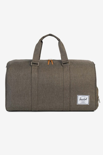 Herschel Supply Co Novel Crosshatch Olive