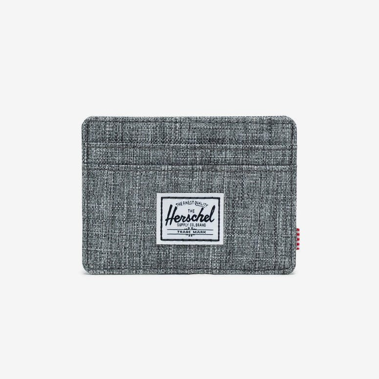 14862ae1b2eb HERSCHEL BAG CO CHARLIE RFID WALLET Charcoal – Culture Kings