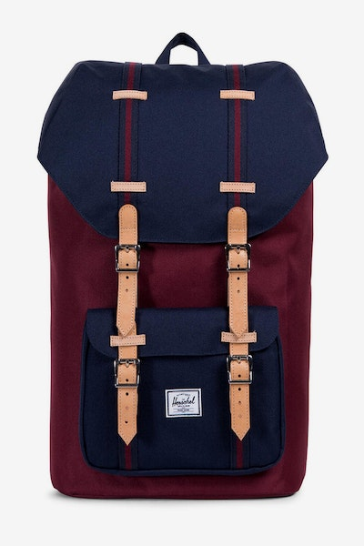 Herschel Supply Co Little America Wine/Peacoat