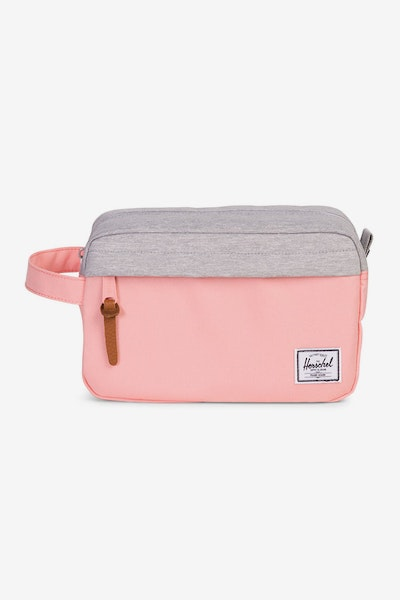 Herschel Supply Co Chapter Crosshatch Peach/Light Grey