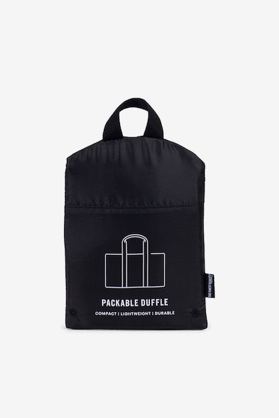 Herschel Supply Co Packable Duffle Black