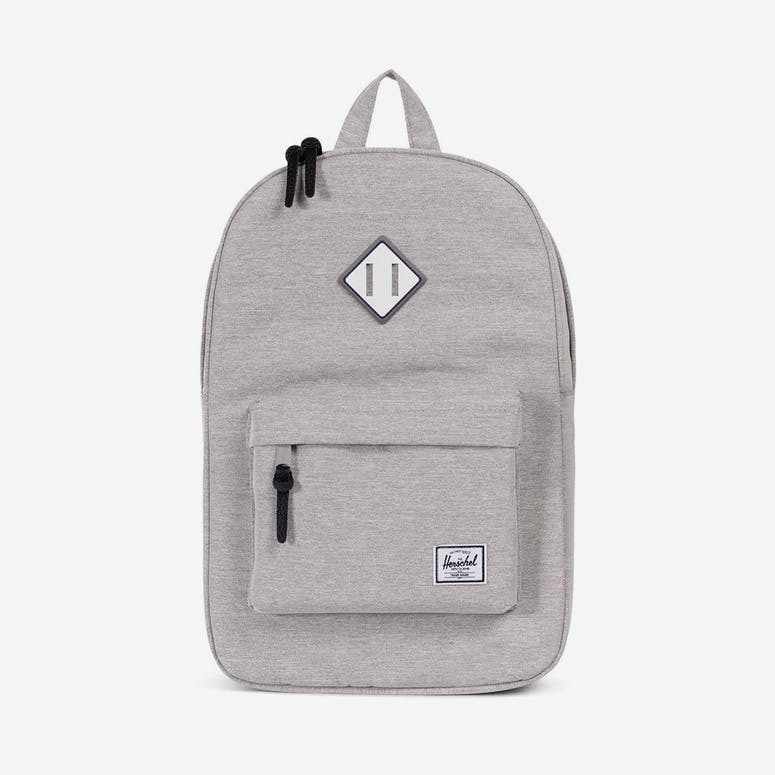 3948a7f5014 Herschel Supply Co Heritage Crosshatch Light Grey White – Culture Kings