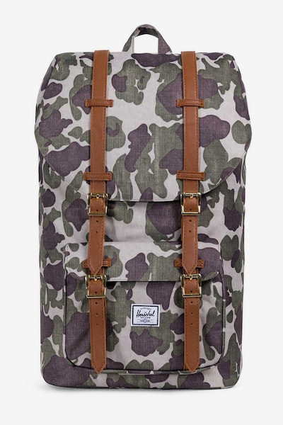 Herschel Supply Co Little America Frog Camo