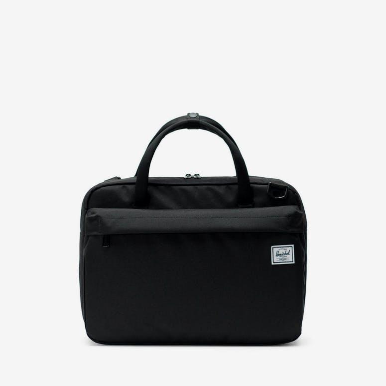 8469e27b7d Herschel Bag Co Gibson Messenger Black – Culture Kings