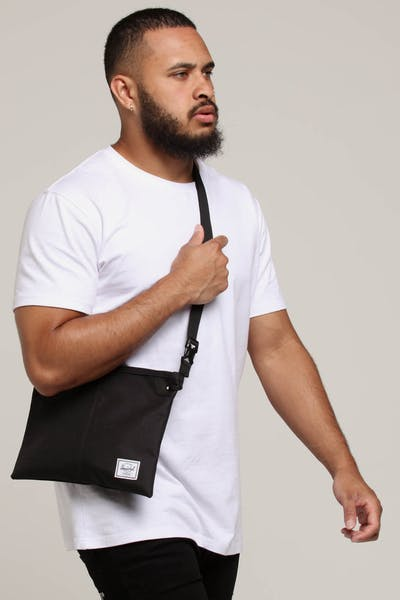HERSCHEL BAG CO ALDER HIP PACK Black