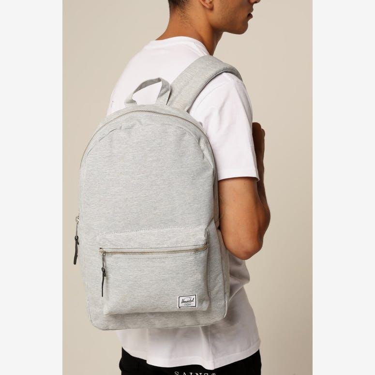 Herschel Bag Co Settlement Backpack Light Grey Crosshatch – Culture Kings 699d330c62160