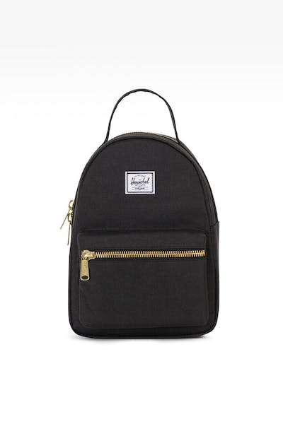 HERSCHEL BAG CO. NOVA MINI BACKPACK BLACK