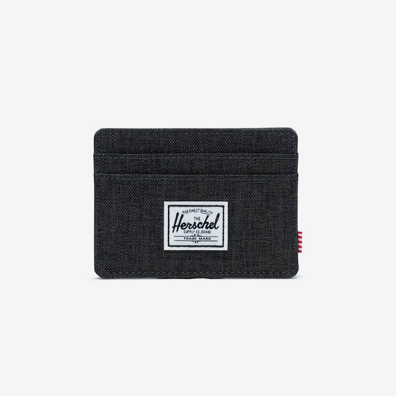 b234b1a2195c HERSCHEL BAG CO CHARLIE RFID WALLET Black – Culture Kings