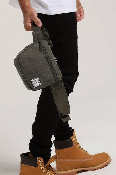 HERSCHEL BAG CO FIFTEEN HIP PACK Forest Green