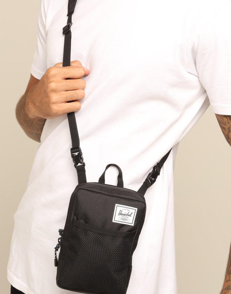 e16a8ace7fc Herschel Bag Co Sinclair Large Crossbody Black – Culture Kings