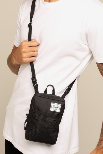Herschel Bag Co Sinclair Large Crossbody Black