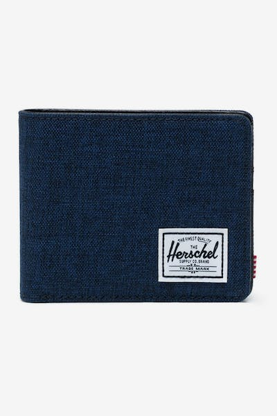 HERSCHEL BAG CO HANK RFID WALLET Medieval Blue