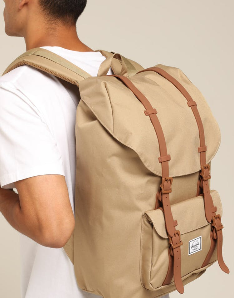 9235aad9 Herschel Bag Co Little America Backpack Kelp