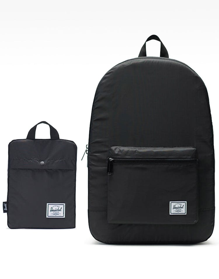 official photos 9e51c f8ffb PACKABLE DAYPACK BACKPACK BLACK   Mens   Online Now – Culture Kings