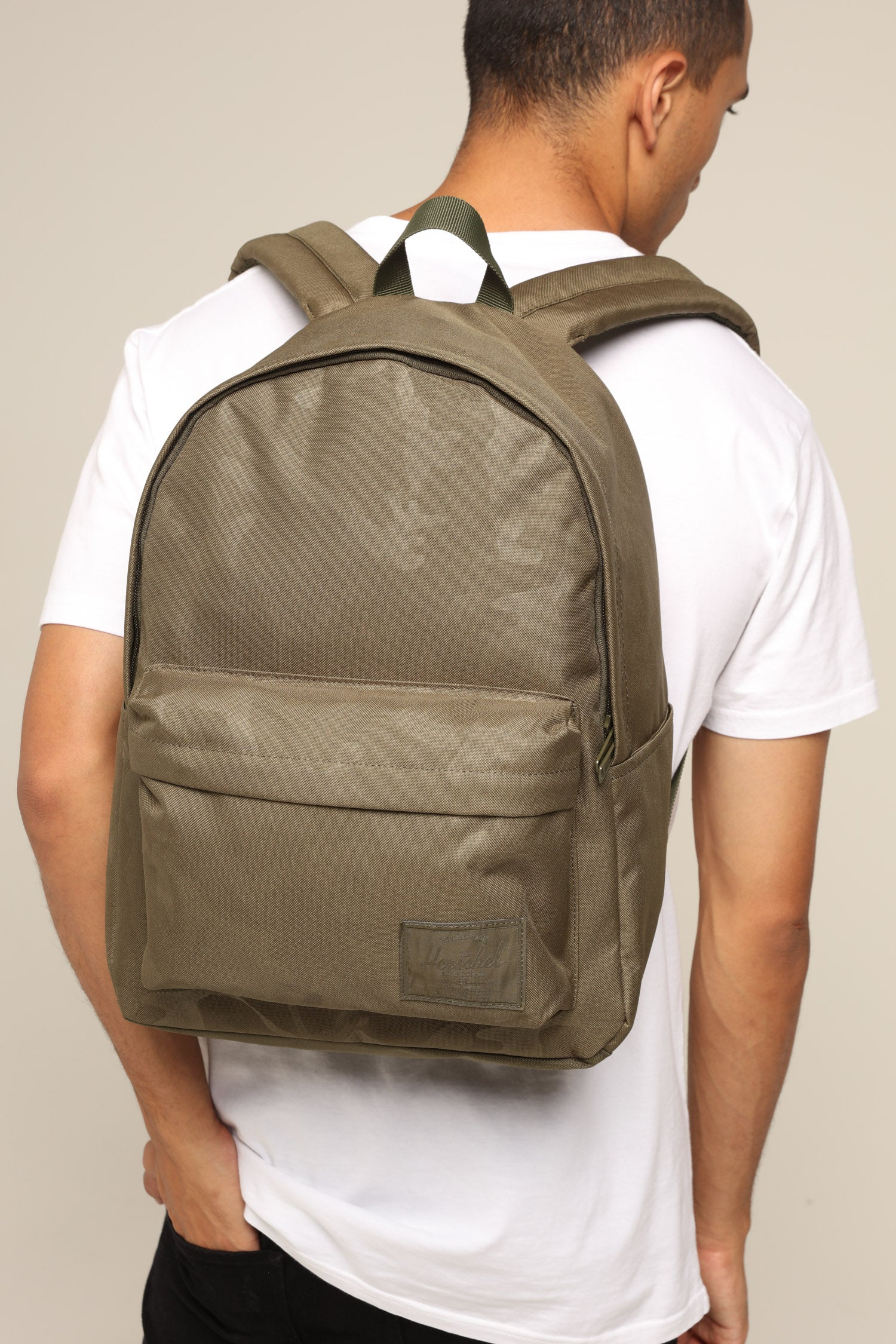 Herschel Bag Co Classic X Large Backpack Olive NightTon
