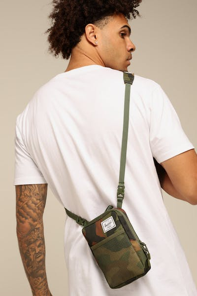 Herschel Bag Co Sinclair Large Crossbody Woodland Camo
