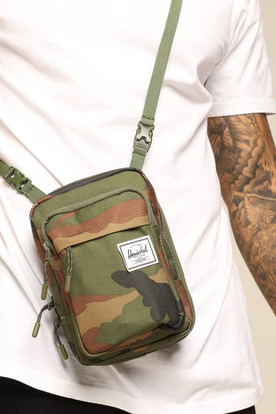 d3cad5203f0 Herschel Bag Co Form Large Crossbody Woodland Camo